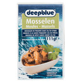 Deepblue Mosselen in pikante saus