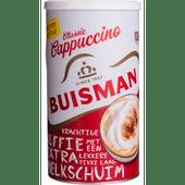 Buisman Oploskoffie cappuccino
