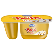 Danone Twix yoghurt