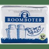 Boterboer Roomboter zilverwikkel ongezouten