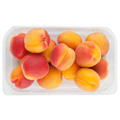 Abrikozen verpakt