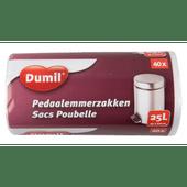 Dumil Pedaalemmerzakken 25 liter