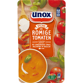 Unox Soep in zak tomaat creme-mascarpone