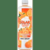 Raak Limonadesiroop sinaasappel zero