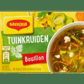 Maggi Bouillonblokjes tuinkruiden