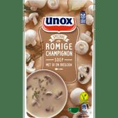 Unox Soep in zak champignon