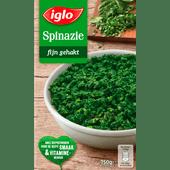 Iglo Spinazie gehakt deelblokjes
