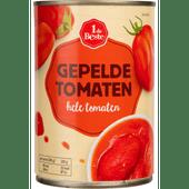1 de Beste Gepelde tomaten