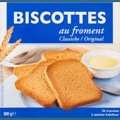 Biscottes original 300 g