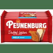 Peijnenburg Dubbel lekker melk 5 repen
