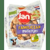 Jan Poffertjes familiezak 75 stuks