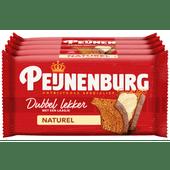 Peijnenburg Dubbel lekker naturel 5 repen