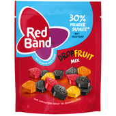 Red Band Dropfruit mix 30% minder suiker