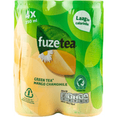 Fuze tea Green mango-chamomile
