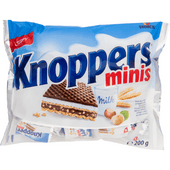 Knoppers Wafel mini