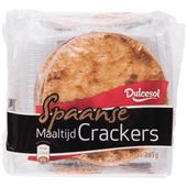 Dulce Sol Spaanse maaltijd crackers