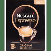 Nescafé Oploskoffie espresso donker en intens