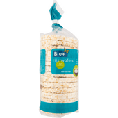 Bio+ Rijstwafels met zeezout