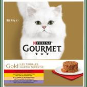 Gourmet Gold hartig torentje rund 8 stuks