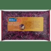 Bio+ Biologische rode kool met appel