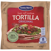 Santa Maria Tortilla soft