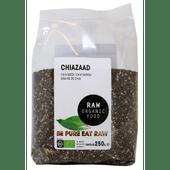 RAW Organic Food Chiazaad biologisch