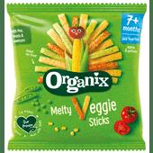 Organix Melty veggie sticks 7+ maanden