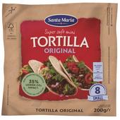 Santa Maria Tortilla mini 8 stuks