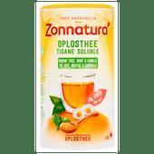 Zonnatura Oplosthee groene thee munt & kamille