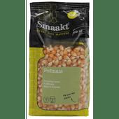 Smaakt Popcorn maïs