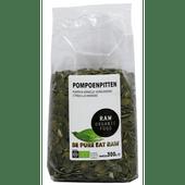 Raworganic Pompoenpitten raw biologisch