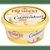 President Crème de camembert