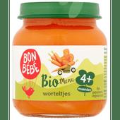 Bonbébé Biomenu 4+ maanden wortel