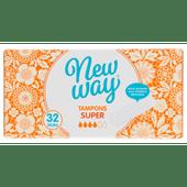 New Way Tampons super