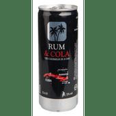 Baracoa Rum & cola
