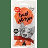 1 de Beste Hondensnacks beefstrips 10 stuks