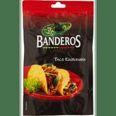 Banderos Taco kruidenmix