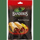 Banderos Kruidenmix fajita tortilla