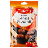 Silvo Mix gehakt strogranoff