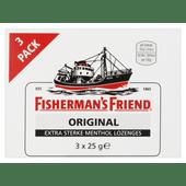 Fishermans Friend Original 3 stuks