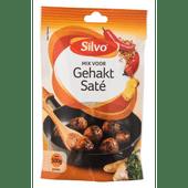 Silvo Mix voor gehakt saté