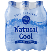 Natural Cool Water koolzuurvrij