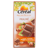 Céréal Chocoladereep praline