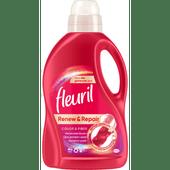 Fleuril Color & Fiber Vloeibaar Wasmiddel 22 wasbeurten