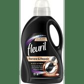 Fleuril Vloeibaar wasmiddel renew & repair 3d zwart 22 wasbeurten