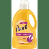 Fleuril Care & Condition Vloeibaar Wasmiddel 22 wasbeurten