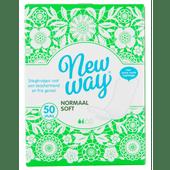 New Way Inlegkruisjes normaal soft