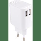 USB lader 2 poorten