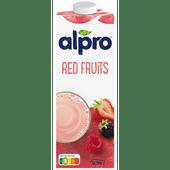 Alpro Soya drink rode vruchten