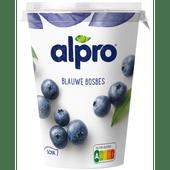 Alpro Yoghurtvariatie blauwe bes